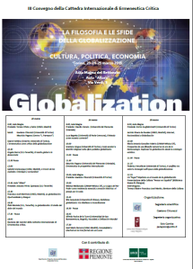 Conferenza Globalizzazione